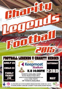 Legends 2015 Flyer