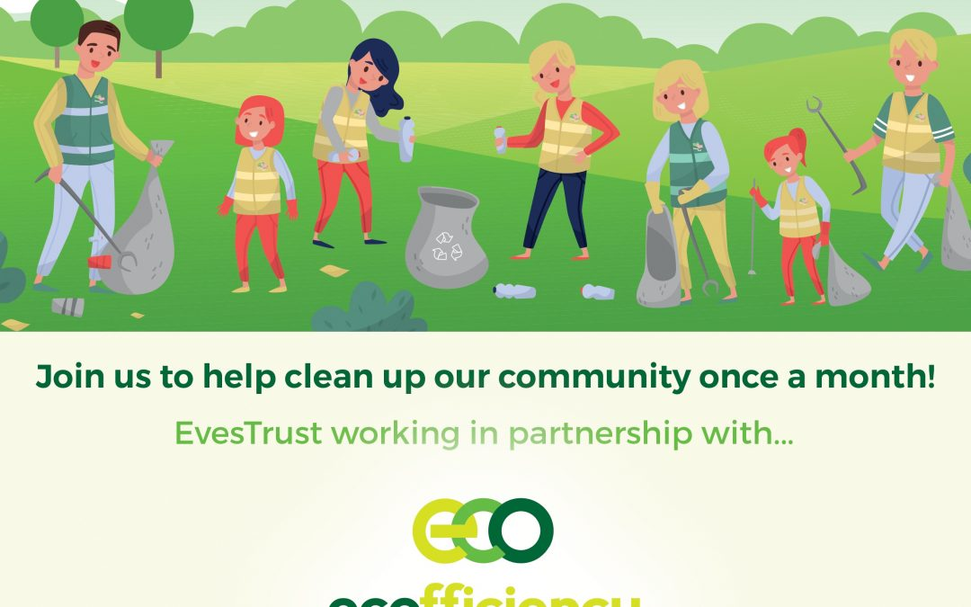 💚💖Community Clean Up 2019💚💖