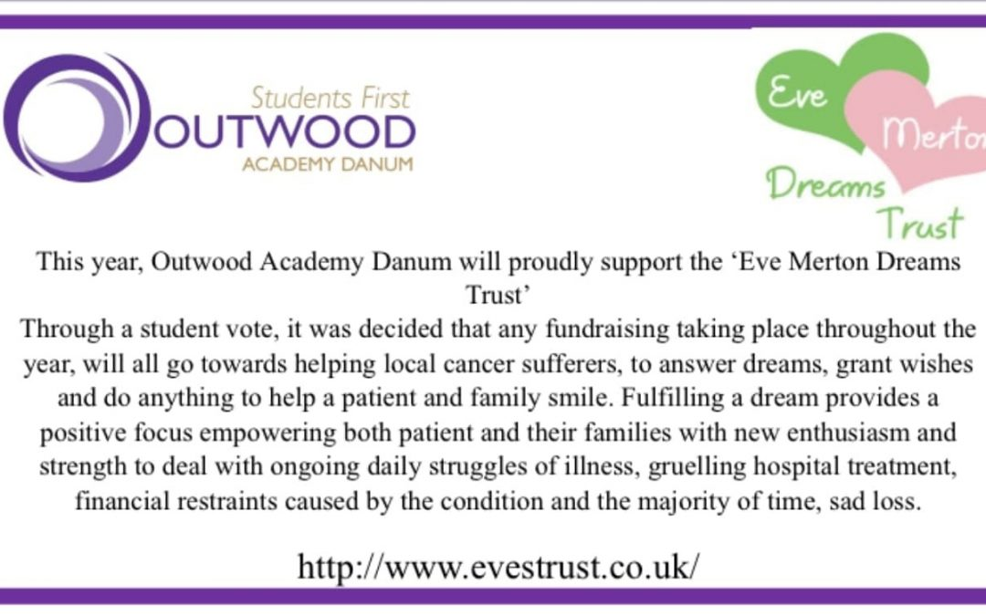 Thank You Outwood Academy